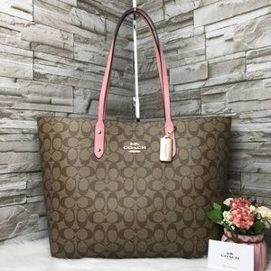 👜COACH🌺TOWN TOTE